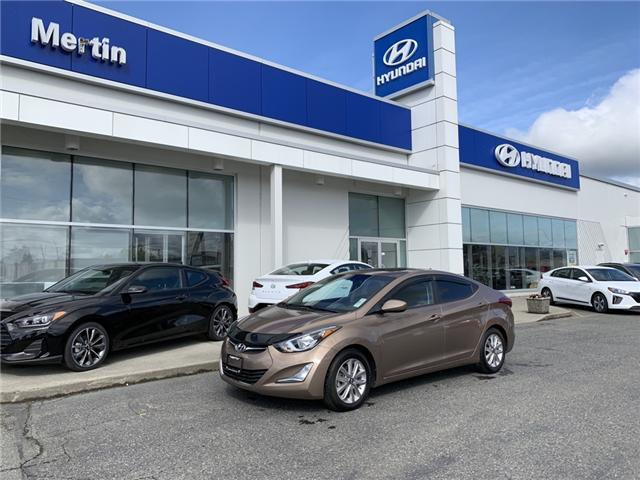 2016 Hyundai Elantra  (Stk: H99-9832A) in Chilliwack - Image 2 of 12