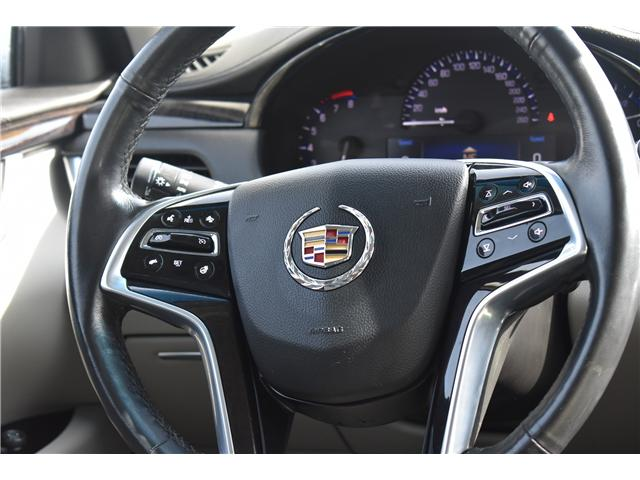 2013 Cadillac XTS Luxury Collection (Stk: p36254) in Saskatoon - Image 16 of 24