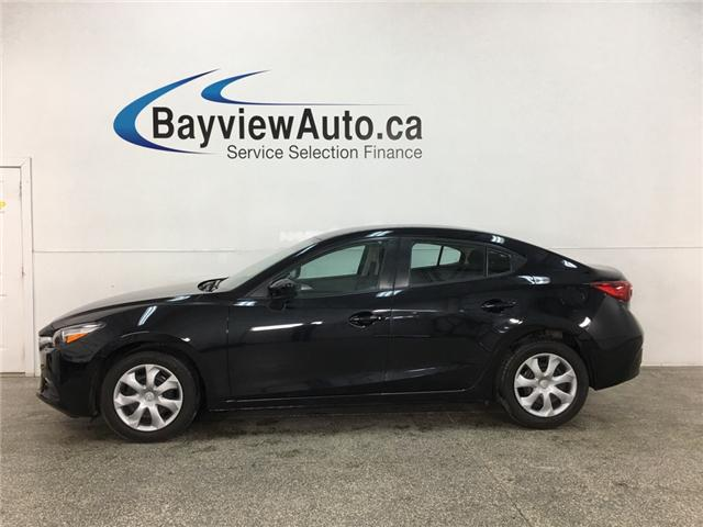 2017 Mazda Mazda3 GX (Stk: 34736J) in Belleville - Image 1 of 23