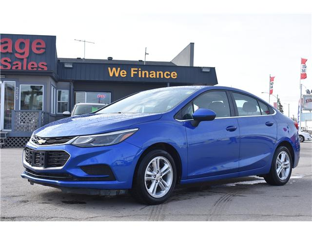2018 Chevrolet Cruze LT Auto (Stk: p36358) in Saskatoon - Image 1 of 21