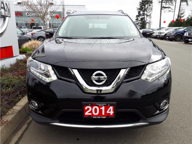 2014 Nissan Rogue SL (Stk: 9AL1250A) in Courtenay - Image 2 of 9