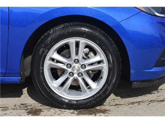 2018 Chevrolet Cruze LT Auto (Stk: p36358) in Saskatoon - Image 11 of 21