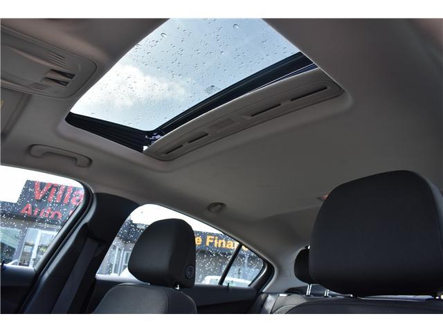 2018 Chevrolet Cruze LT Auto (Stk: p36358) in Saskatoon - Image 12 of 21