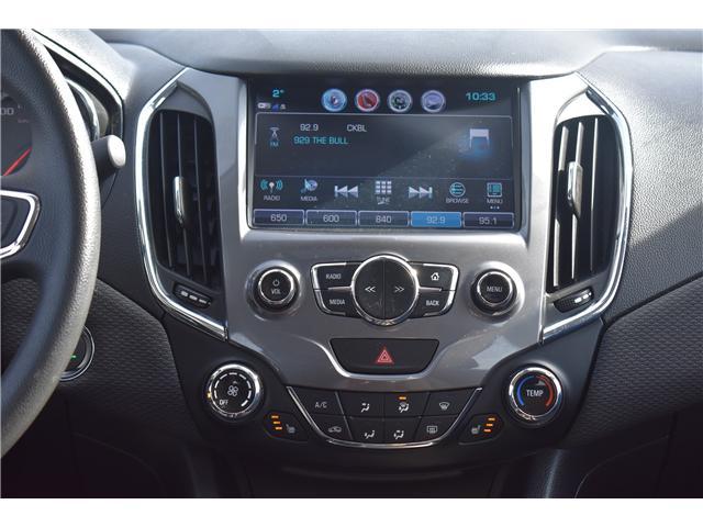 2018 Chevrolet Cruze LT Auto (Stk: p36358) in Saskatoon - Image 14 of 21