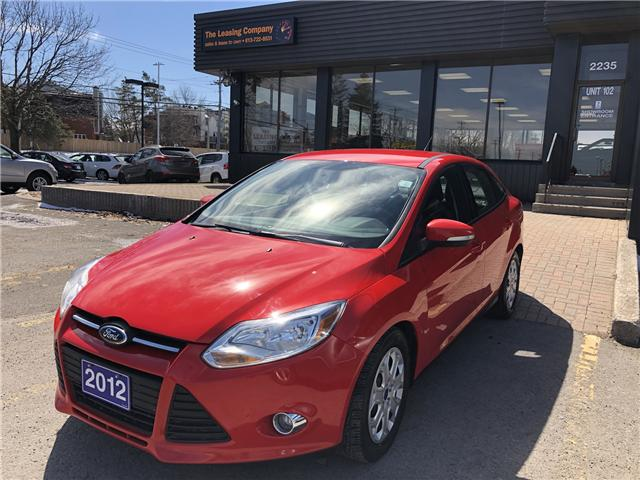 2012 Ford Focus SE (Stk: ) in Ottawa - Image 1 of 17