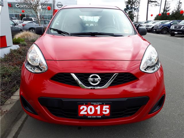 2015 Nissan Micra S (Stk: 8MI3666A) in Courtenay - Image 2 of 9