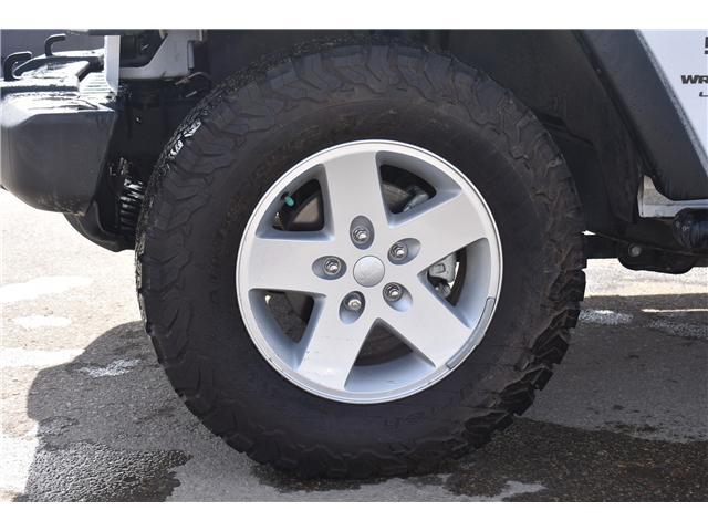 2018 Jeep Wrangler JK Unlimited Sport (Stk: p36372) in Saskatoon - Image 10 of 19