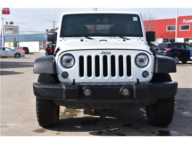 2018 Jeep Wrangler JK Unlimited Sport (Stk: p36372) in Saskatoon - Image 2 of 19