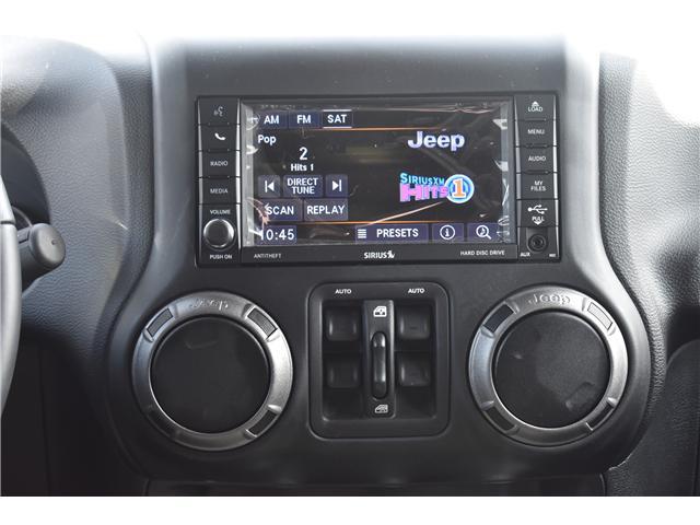 2018 Jeep Wrangler JK Unlimited Sport (Stk: p36372) in Saskatoon - Image 14 of 19
