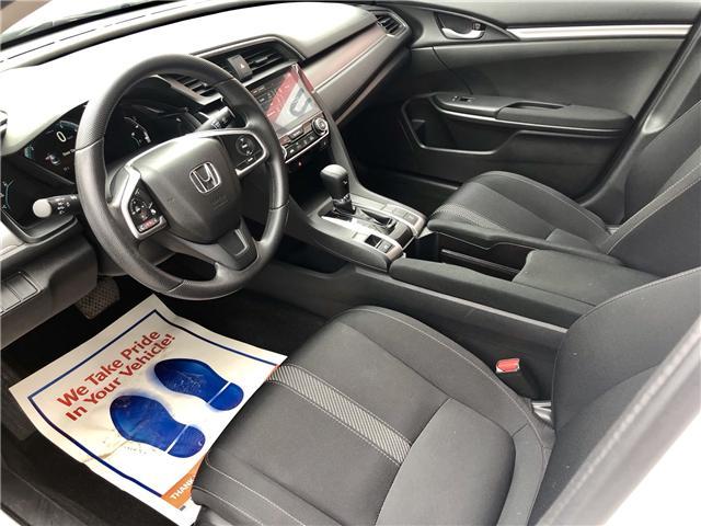 2017 Honda Civic LX (Stk: 028695) in Toronto - Image 9 of 13