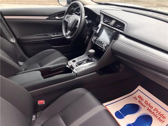 2017 Honda Civic LX (Stk: 028695) in Toronto - Image 10 of 13