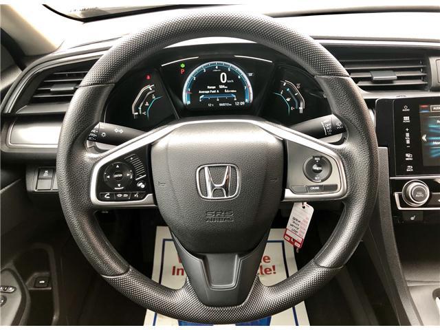 2017 Honda Civic LX (Stk: 028695) in Toronto - Image 13 of 13