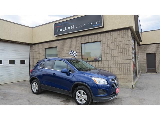 2016 Chevrolet Trax LT (Stk: ) in Kingston - Image 1 of 17