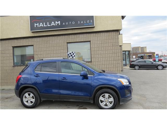 2016 Chevrolet Trax LT (Stk: ) in Kingston - Image 2 of 17