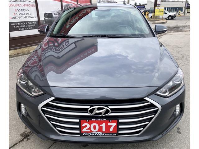2017 Hyundai Elantra GLS (Stk: 169752) in Toronto - Image 3 of 13