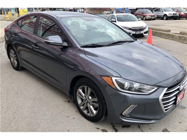 2017 Hyundai Elantra GLS (Stk: 169752) in Toronto - Image 4 of 13