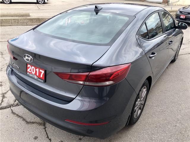 2017 Hyundai Elantra GLS (Stk: 169752) in Toronto - Image 5 of 13