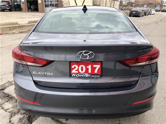 2017 Hyundai Elantra GLS (Stk: 169752) in Toronto - Image 6 of 13