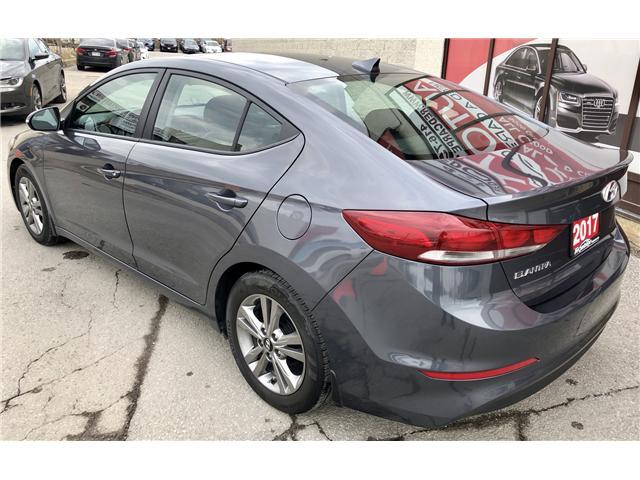 2017 Hyundai Elantra GLS (Stk: 169752) in Toronto - Image 7 of 13
