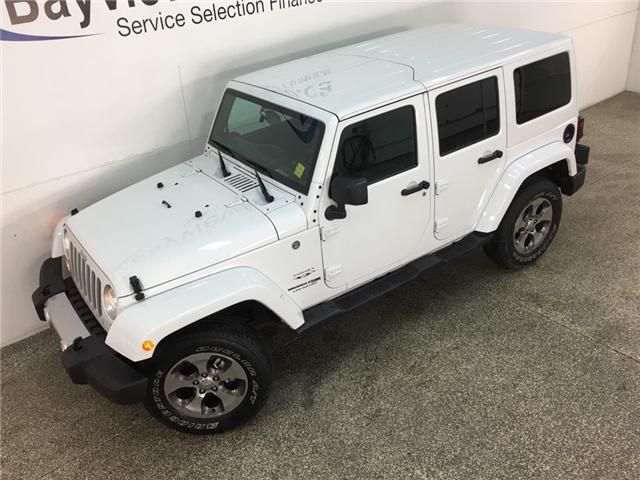 2018 Jeep Wrangler JK Unlimited Sahara (Stk: 34730J) in Belleville - Image 2 of 25