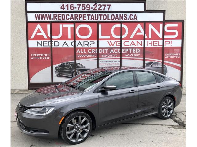 2015 Chrysler 200 S (Stk: 707245) in Toronto - Image 1 of 14