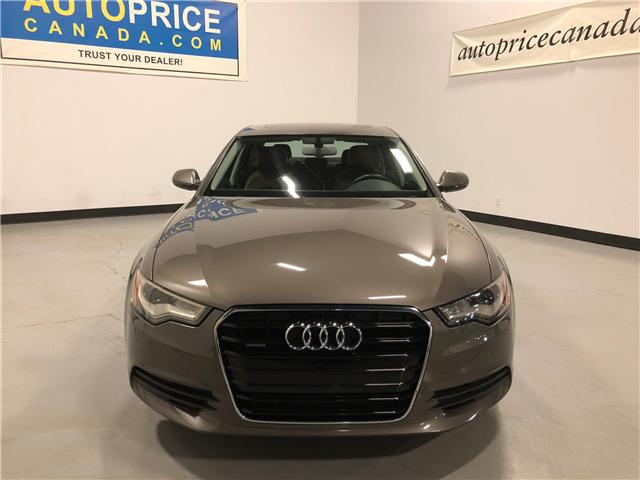 2015 Audi A6 2.0T Progressiv (Stk: W0211) in Mississauga - Image 2 of 22