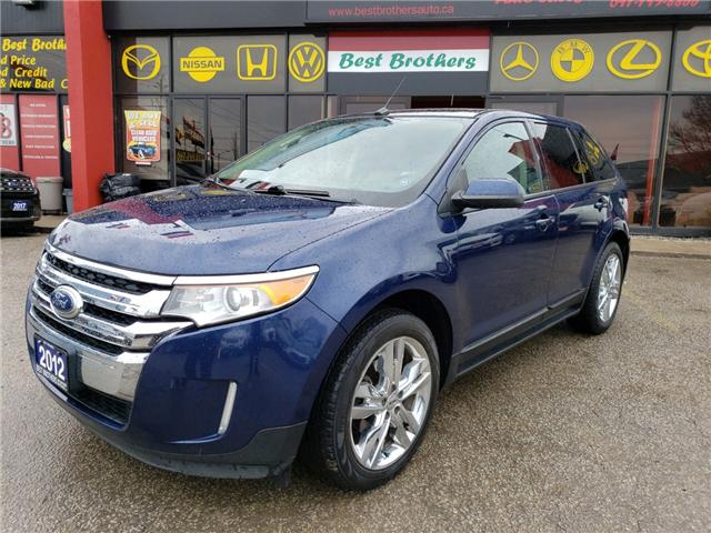 2012 Ford Edge SEL (Stk: a24011) in Toronto - Image 1 of 14