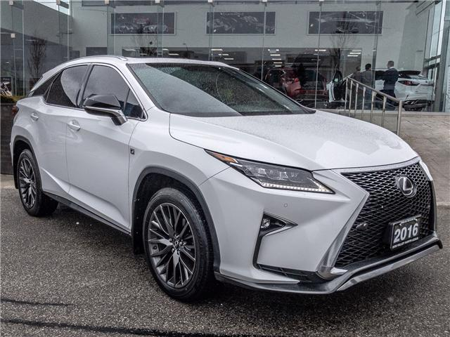 2016 Lexus RX 350 Base (Stk: 27799A) in Markham - Image 1 of 25