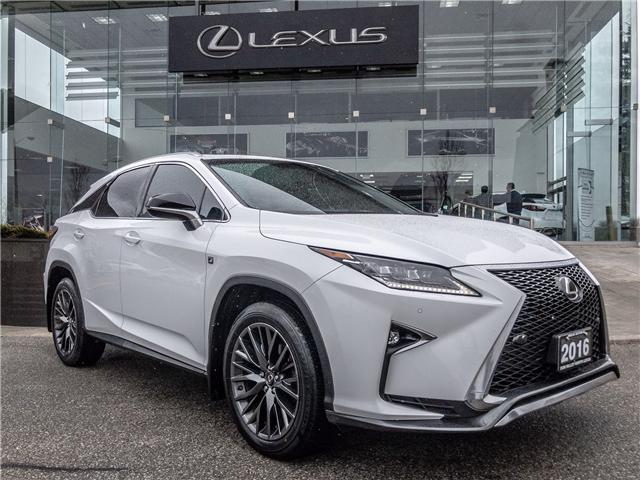 2016 Lexus RX 350 Base (Stk: 27799A) in Markham - Image 2 of 25
