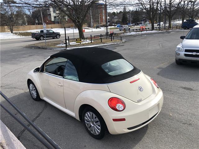 2008 Volkswagen New Beetle 2.5L Trendline (Stk: ) in Ottawa - Image 1 of 14