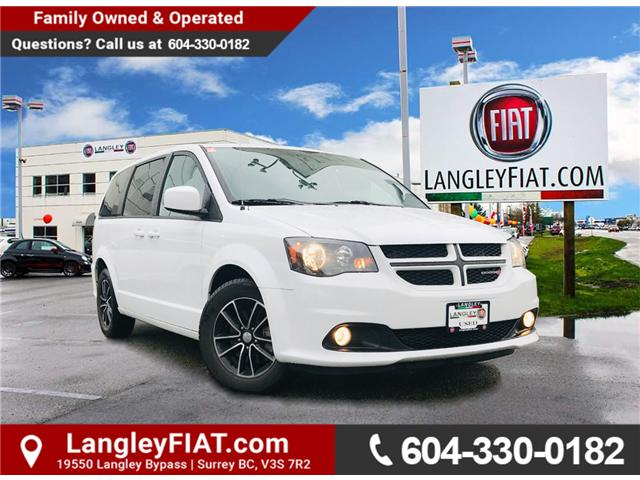 2018 Dodge Grand Caravan GT (Stk: LF010130) in Surrey - Image 1 of 30