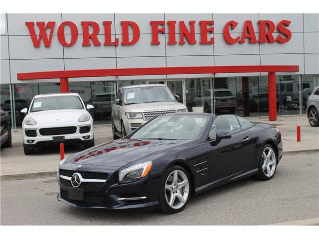 2016 Mercedes-Benz SL-Class Base (Stk: 54973) in Toronto - Image 1 of 27
