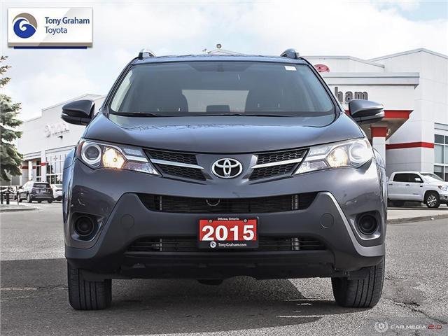 2015 Toyota RAV4 LE (Stk: E7771) in Ottawa - Image 2 of 28