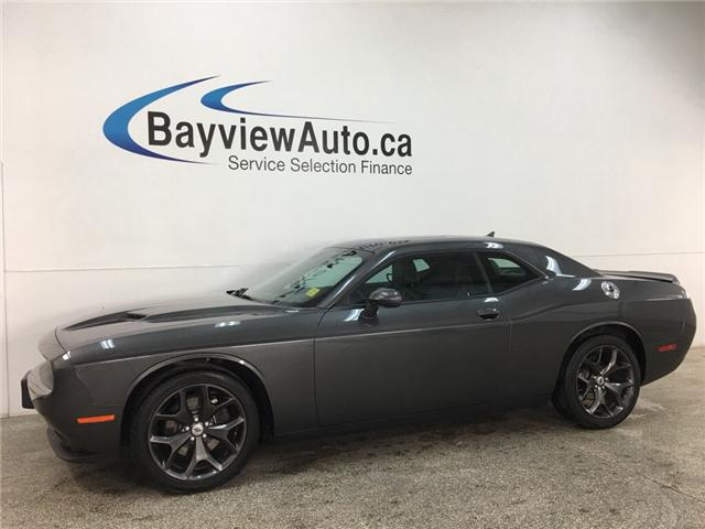 2018 Dodge Challenger SXT (Stk: 34766J) in Belleville - Image 1 of 30