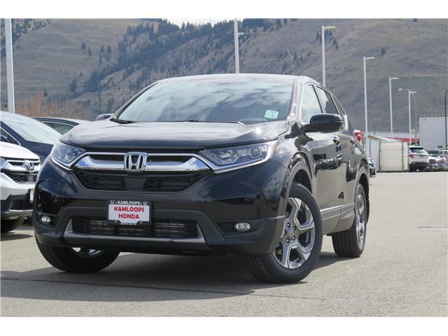 2019 Honda CR-V EX (Stk: N14421) in Kamloops - Image 1 of 19