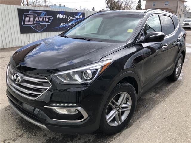 2018 Hyundai Santa Fe Sport 2.4 Luxury (Stk: 14776) in Fort Macleod - Image 1 of 25
