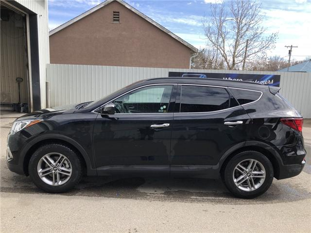 2018 Hyundai Santa Fe Sport 2.4 Luxury (Stk: 14776) in Fort Macleod - Image 2 of 25