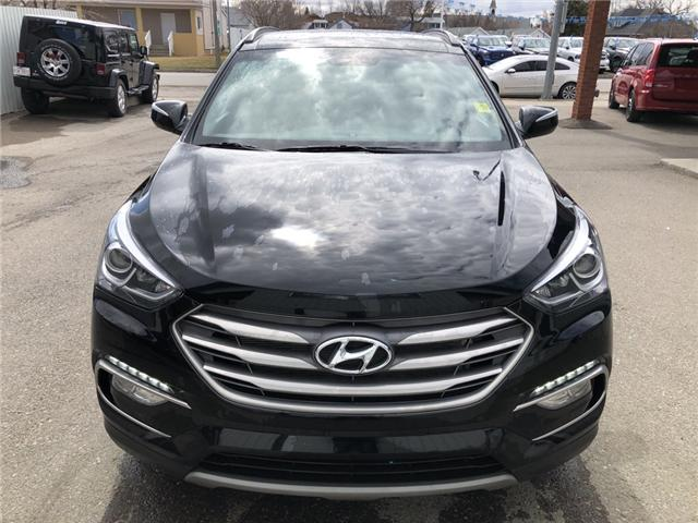 2018 Hyundai Santa Fe Sport 2.4 Luxury (Stk: 14776) in Fort Macleod - Image 9 of 25