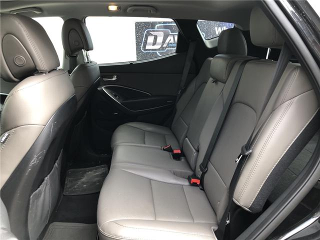 2018 Hyundai Santa Fe Sport 2.4 Luxury (Stk: 14776) in Fort Macleod - Image 11 of 25