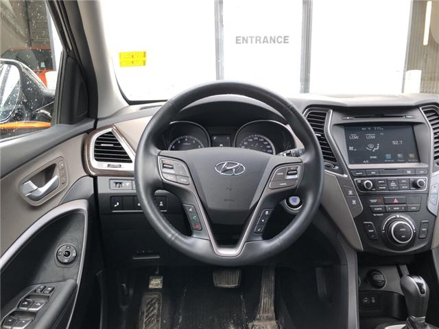 2018 Hyundai Santa Fe Sport 2.4 Luxury (Stk: 14776) in Fort Macleod - Image 13 of 25