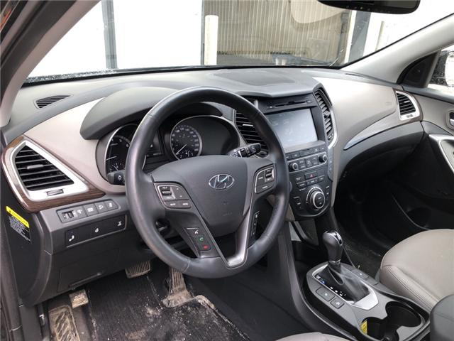2018 Hyundai Santa Fe Sport 2.4 Luxury (Stk: 14776) in Fort Macleod - Image 14 of 25