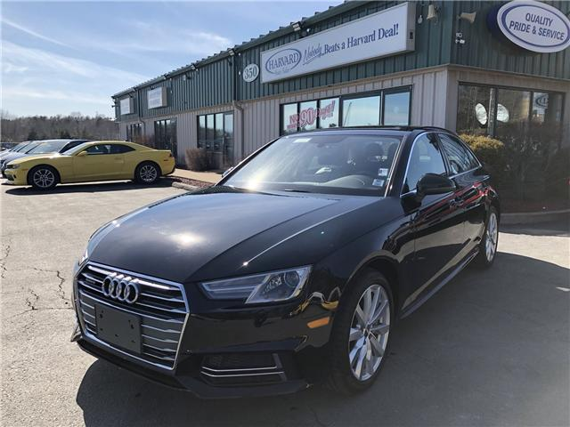 2018 Audi A4 2.0T Komfort (Stk: 10325) in Lower Sackville - Image 1 of 23