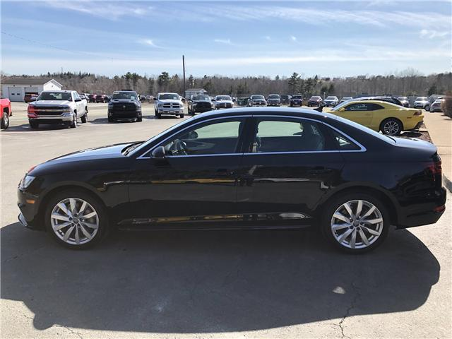 2018 Audi A4 2.0T Komfort (Stk: 10325) in Lower Sackville - Image 2 of 23