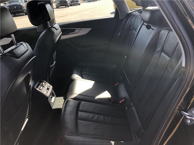 2018 Audi A4 2.0T Komfort (Stk: 10325) in Lower Sackville - Image 12 of 23