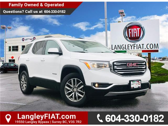 2019 GMC Acadia SLE-2 (Stk: LF010190) in Surrey - Image 1 of 30