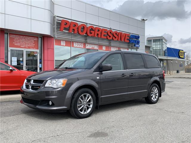 2014 Dodge Grand Caravan SE/SXT (Stk: ER193294) in Sarnia - Image 1 of 20