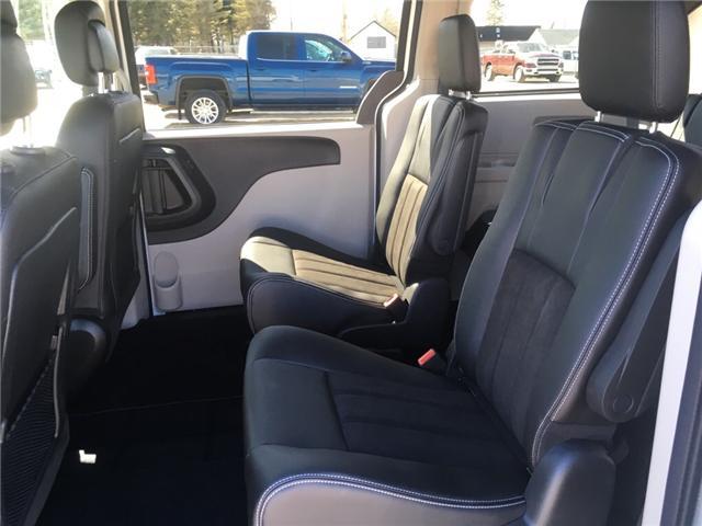 2019 Dodge Grand Caravan CVP/SXT (Stk: T19-121) in Nipawin - Image 8 of 18