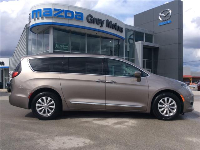 2017 Chrysler Pacifica Touring-L (Stk: 03230P) in Owen Sound - Image 1 of 21