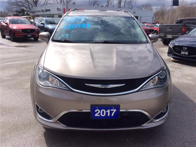 2017 Chrysler Pacifica Touring-L (Stk: 03230P) in Owen Sound - Image 3 of 21