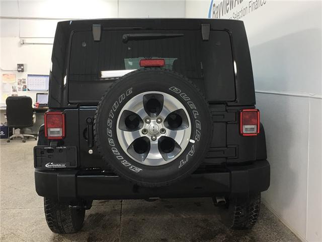 2018 Jeep Wrangler JK Unlimited Sahara (Stk: 34763J) in Belleville - Image 6 of 25